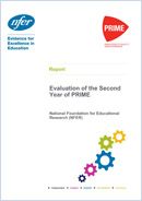 Evaluation of the Second Year of PRIME