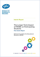 Longer term impact of PRIME