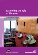 Extending the role of libraries: Final report