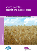 Young people's aspirations in rural areas