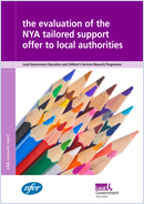 The evaluation of the NYA tailored support offer to local authorities