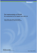 The implementation of OLASS: An assessment of its impact one year on (Phase 3 report)