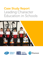 Leading Character Education in Schools