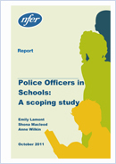 Police officers in schools: A scoping study