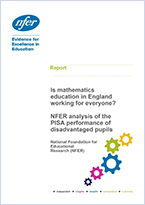 Is maths education in England working for everyone?