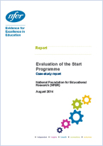 Evaluation of the Start  Programme: Case-study report