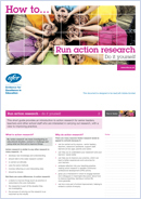 How to... Run action research: Do it yourself