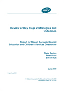 Review of key stage 2 strategies and outcomes