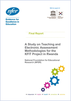 Study on Teaching and Electronic Assessment Methodologies for KFIT Project