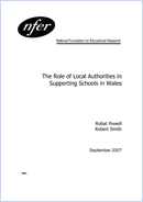 The role of Local Authorities in supporting schools in Wales