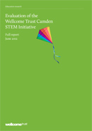 Evaluation of the Wellcome Trust Camden STEM Initiative