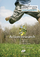 Action research: Making a difference in education
